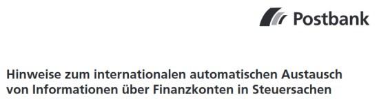 DiePostbankinformiert