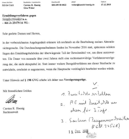 Strafverteidiger In Kreuzberg Kanzlei Hoenig Berlin Fachanwälte