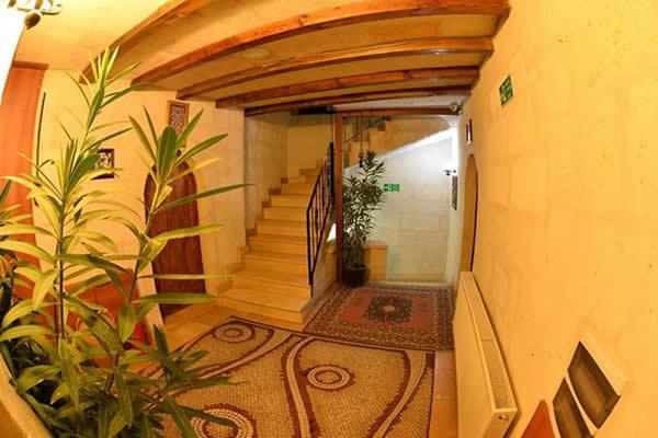 Aşk Vadisi Manzaralı Otel