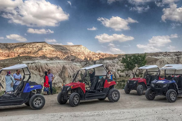 Kapadokya ATV Turu
