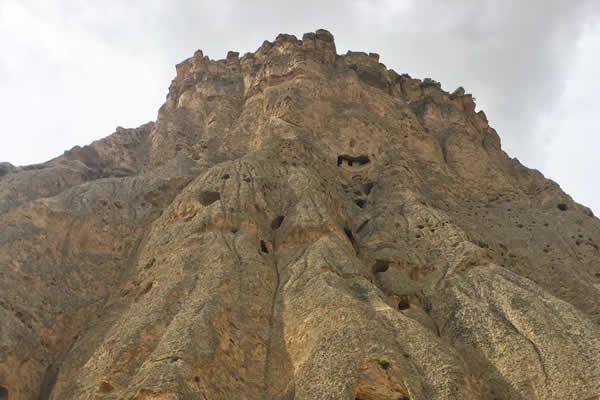 Kapadokya'nın Jeolojik Yapı
