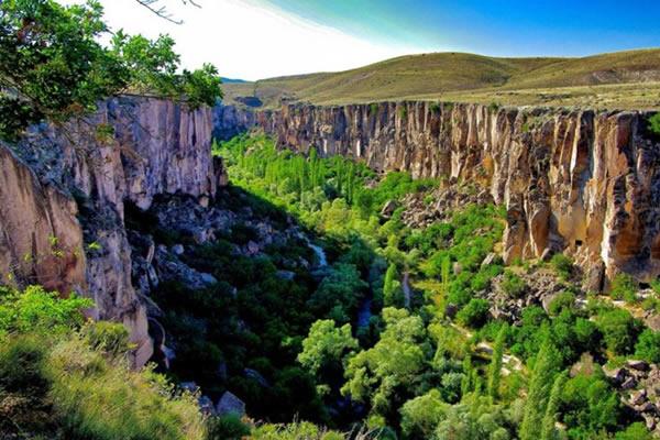Kapadokya Yeşil Tur Resimleri