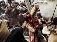 Jim Caviezzel dalam The Passion Of The Christ