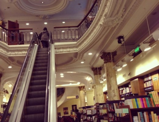 El Ateneo Bookshop in Buenos Aires