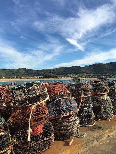 Cray pots, Apollo Bay, Great Ocean Road