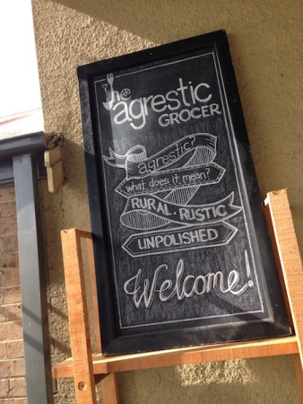 The Agrestic Grocer, Orange Wine Tours