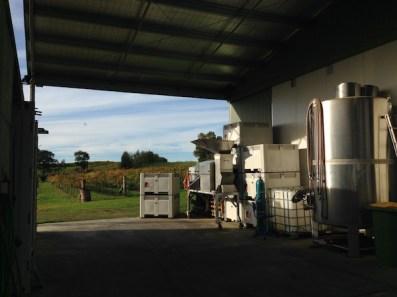 Wine making plant, Orange Mountain Wines, Orange Wine Tours
