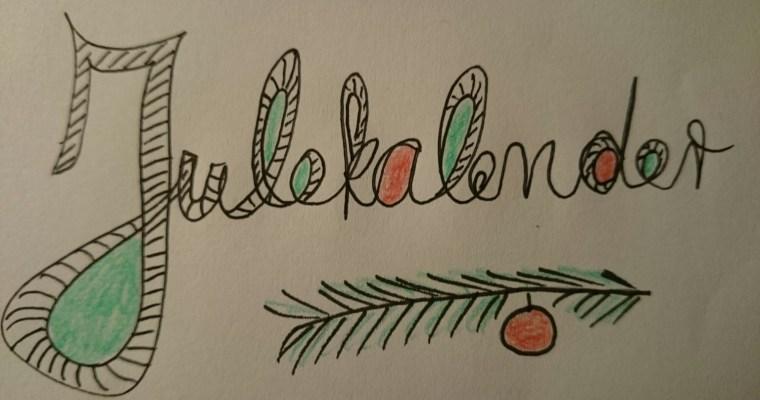 Julekalender #6 Brune Kager