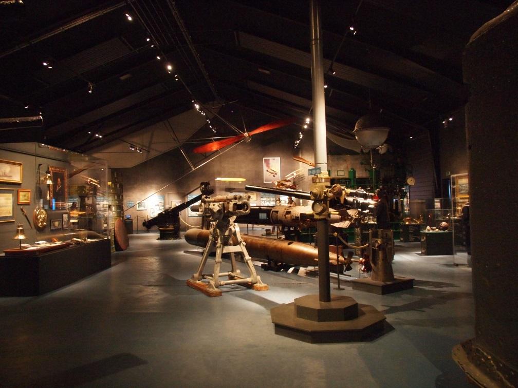 Sea War Museum in Thyborøn
