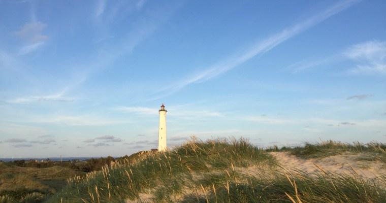 Jyllands Fyrtårne – Lyngvig Fyr
