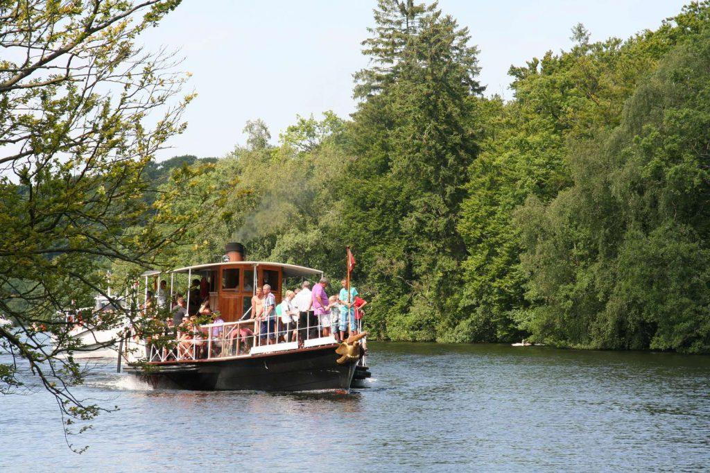 Hjejlebåd, Silkeborg