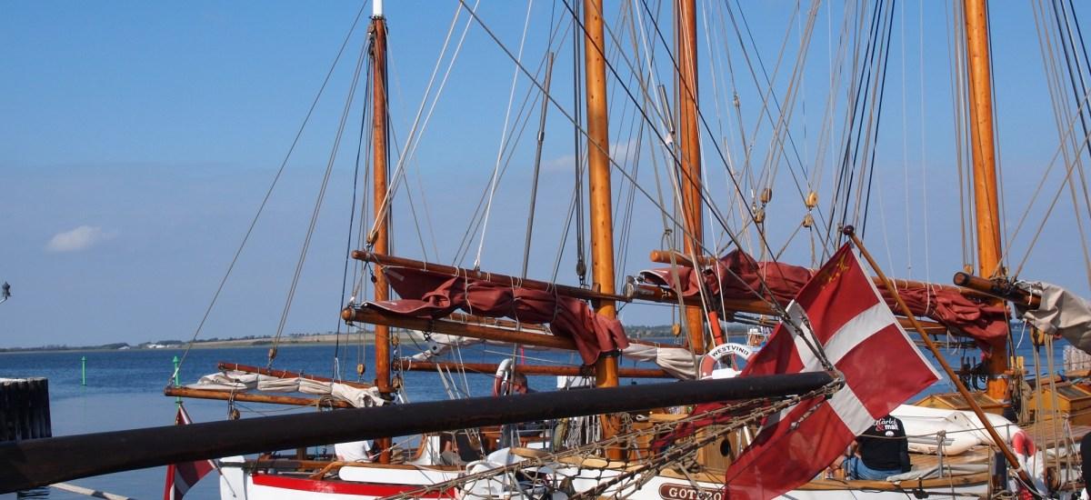 Lieblingsplätze in Dänemark #33 Hafen Løgstør