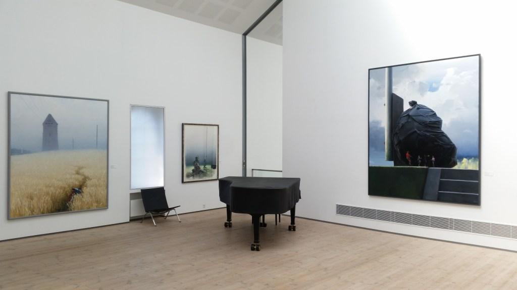 Fra Vendsyssel Kunstmuseums egen samling. Foto, Jacob Rantzau_