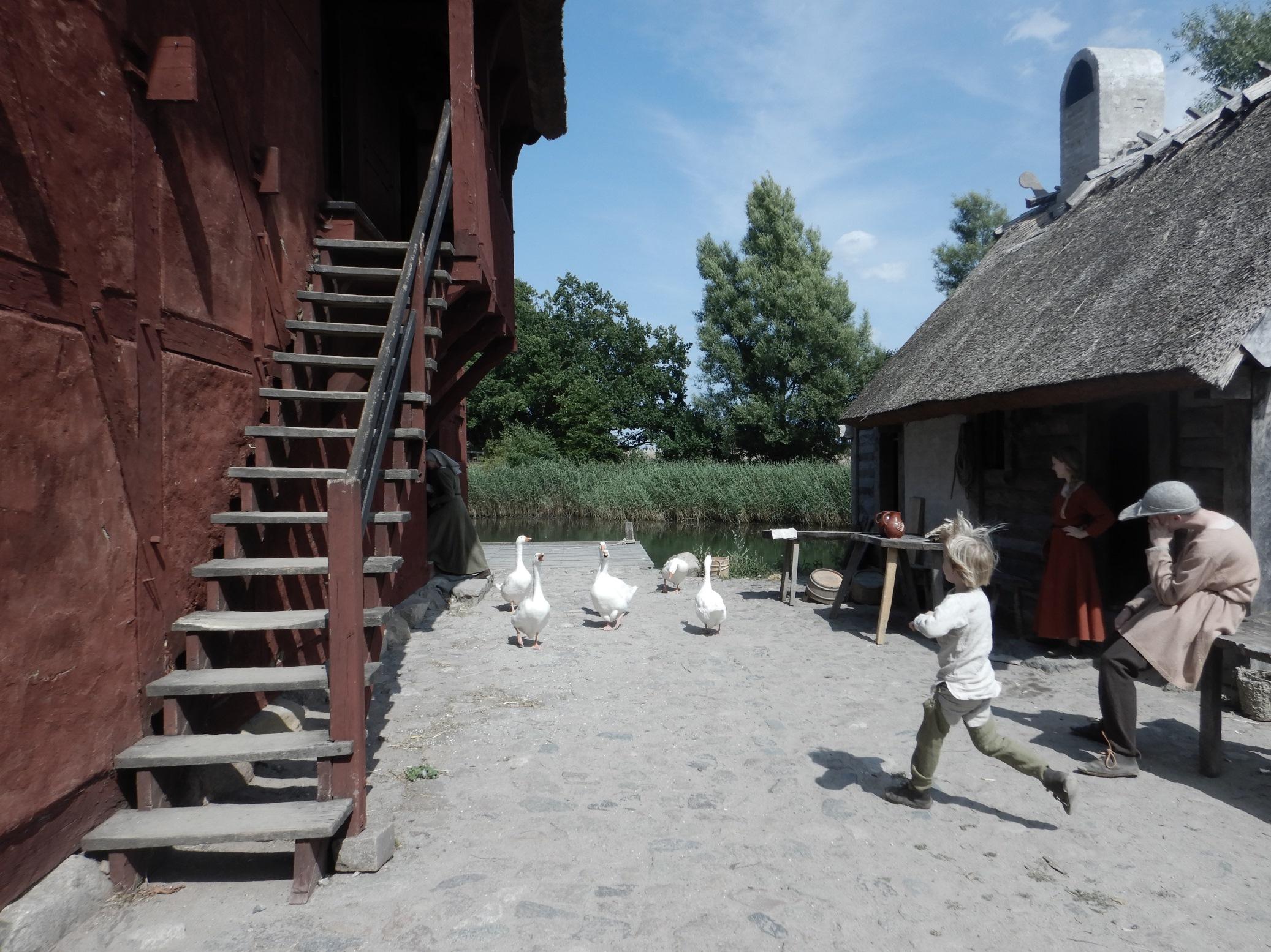 Danske Smørhuller – Insidertipps für Dänemark #52 Middelaldercentret