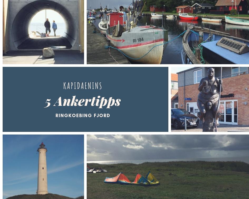 Kapidaenins 5 Ankertipps – Ringkøbing Fjord