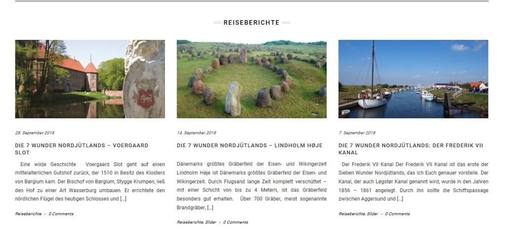 7 Wunder Nordjütlands