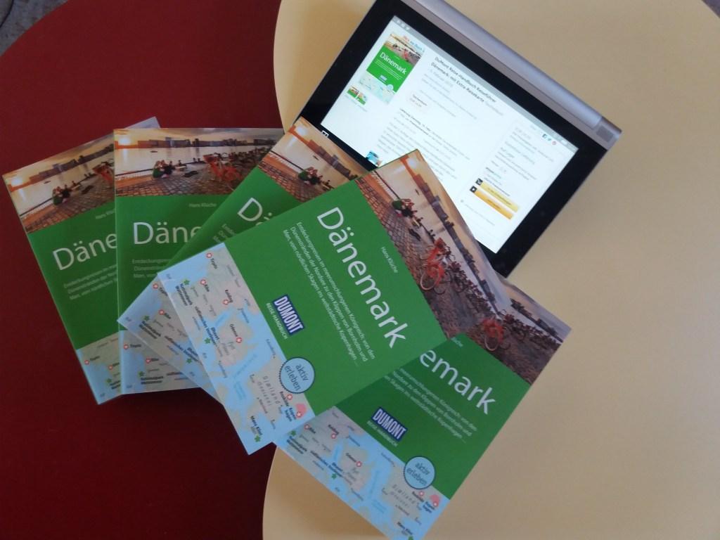 Die neueste Auflage des DuMont reisehandbuchs Dänemark von Hans