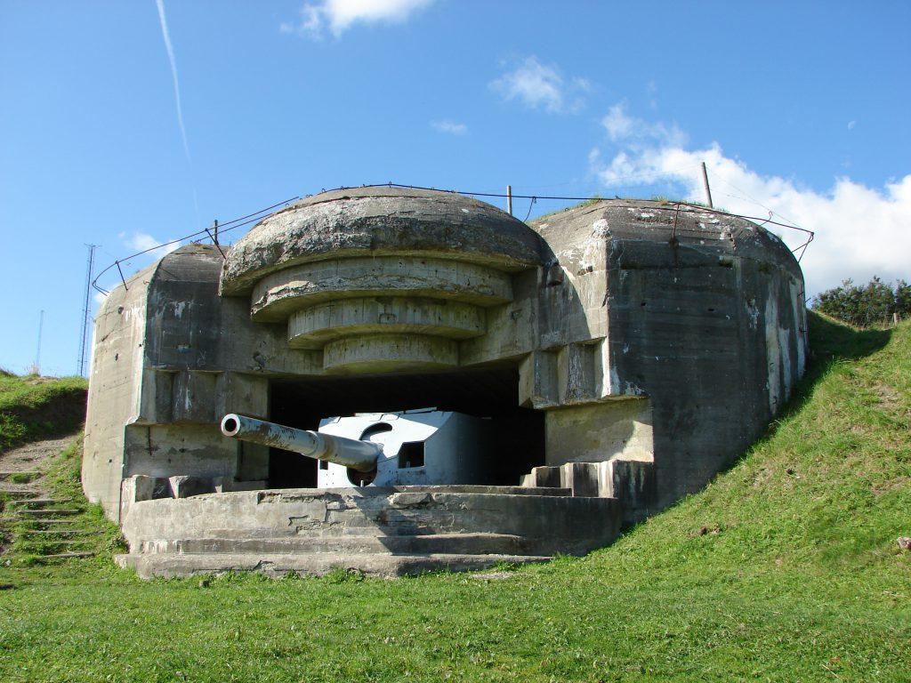 Bunkeranlange Bangsbo Fort (c) Nordjyllands Kystmuseum