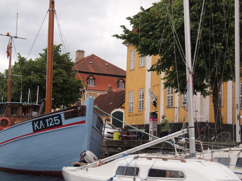 Bootstour durch Christianshavn
