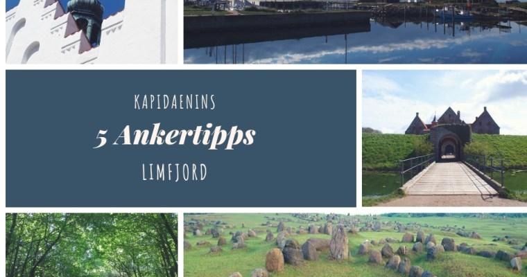 Kapidaenins 5 Ankertipps – Limfjord