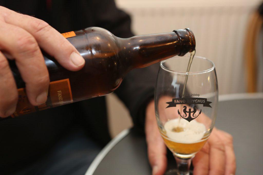 Bier aus dem Fanø Bryghus