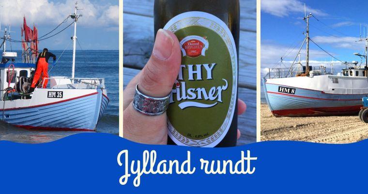 Eine Reise durch Dänemark – von Blokhus nach Thorup Strand