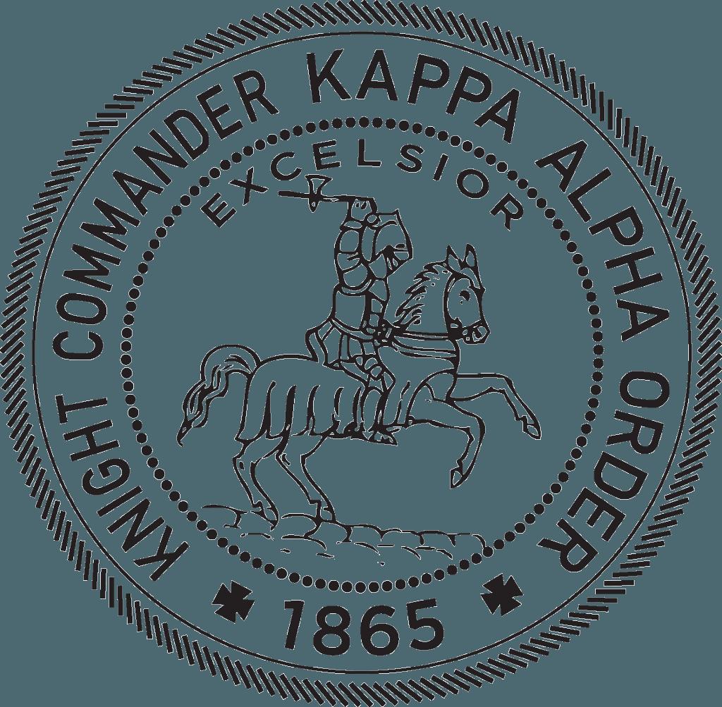 Kappa Alpha Order Knight Commander S Accolade