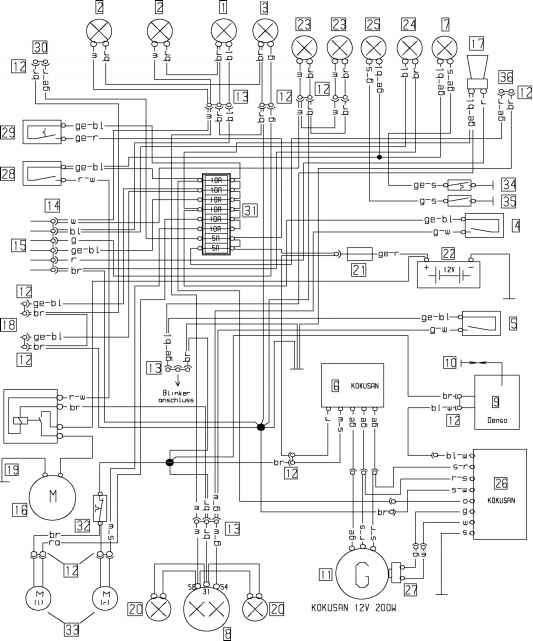 Gemütlich Suzuki M109 Schaltplan Zeitgenössisch - Die Besten ...