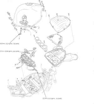 Honda Cbr 600 F4i Pgmfi System  Honda CBR 600 f4I