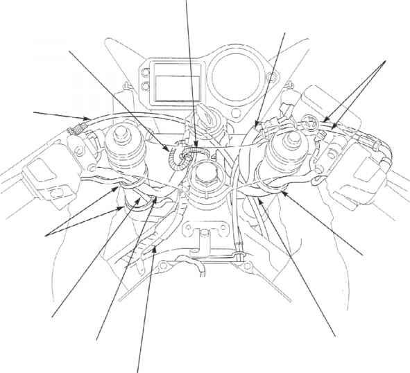 98 Honda Cbr 600 F3 Wiring Diagram Schematic