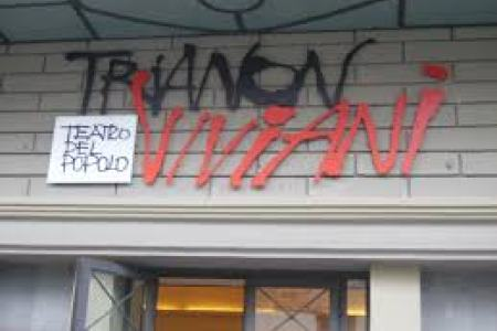 GIORNATA MONDIALE DEL TEATRO NELLA SCUOLA AL TRIANON DI NAPOLI