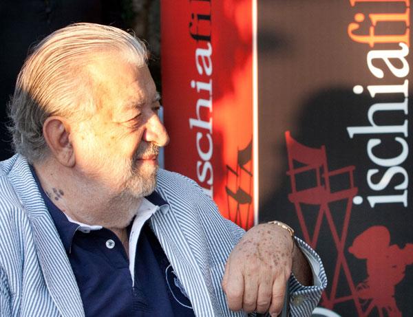 Pupi Avati presidente della XII edizione dell'Ischia Film Festival