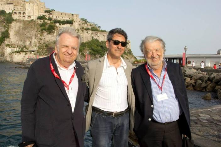 Pupi Avati all'Ischia Film Festival