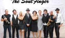 The SoulFinger sul palco di The Untouchables a Bassano