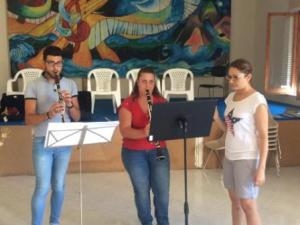 Camerota Festival: Concerto Finale masterclass Valeria Serangeli