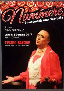 Nummere, la scostumatissima tombola di Gino Curcione