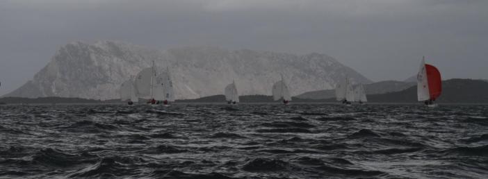 Prima tappa del Circuito J24 della Flotta Sarda