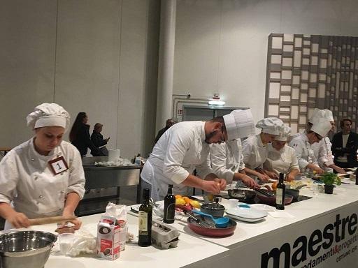 Gastronomia, il nuovo corso ITS BACT