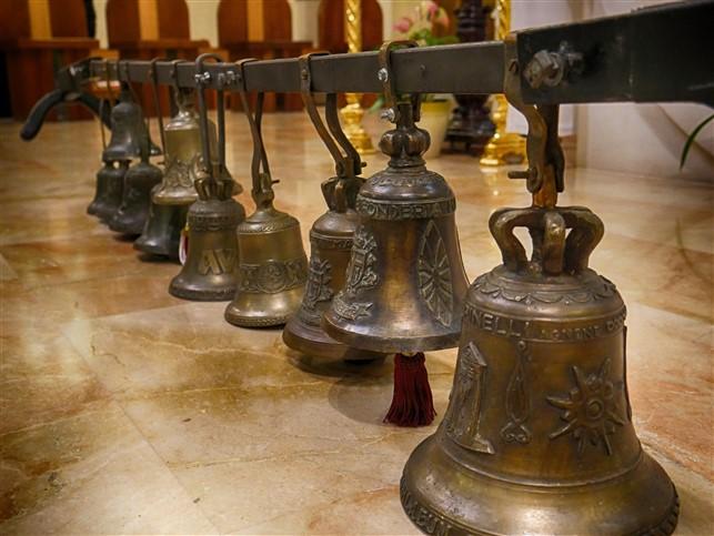 Le Campane Di Agnone.A Pietrelcina S Incontrano Le Campane Di Nola Ed Agnone