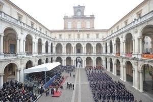 Giurano gli Allievi Ufficiali dell'Accademia Militare di Modena