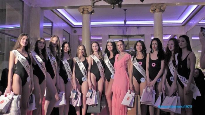 Giorgia Pianta è Miss Caffè Pedrocchi per Miss Città Murata 2018