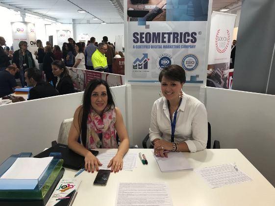 Seometrics al Salone del Lavoro e della Creatività 2018