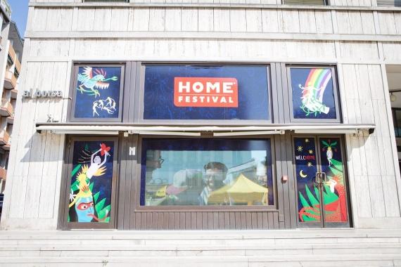 Primo evento Home Pop Up Store
