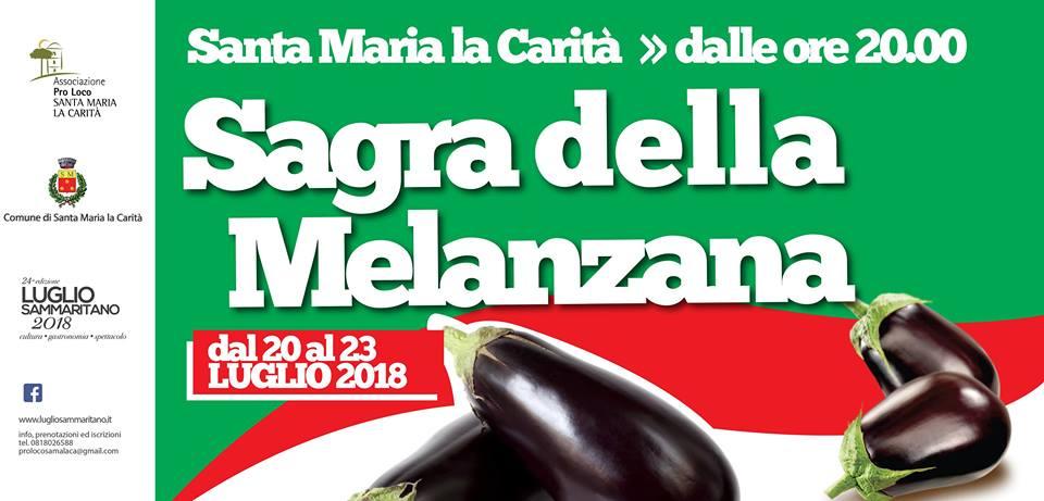 Sagra della melanzana a Santa Maria la Carità (NA)