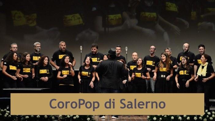 A Vietri sul Mare concerto gratuito del CoroPop di Salerno