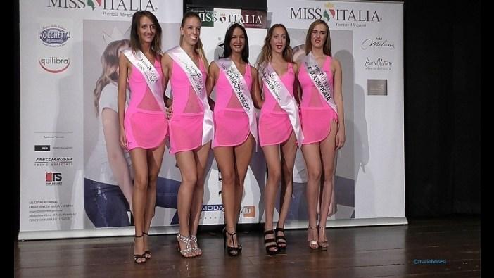 Elisa Rizzo è Miss Campodarsego 2018 per Miss Italia
