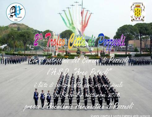 Tiro con l'Arco, nell'Accademia Aeronautica di Pozzuoli