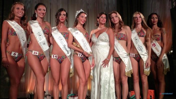 La veronese Federica Zanetti è Miss Venice Beach 2018