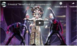 """""""We will Rock You"""" fa tappa a Jesolo"""