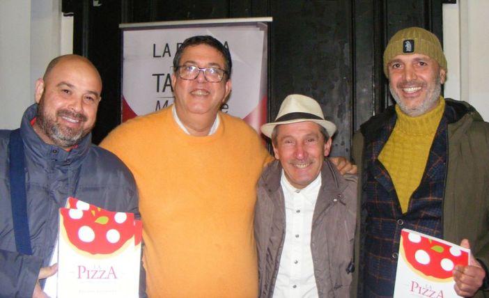 La Pizza, una storia contemporanea per Luciano Pignataro
